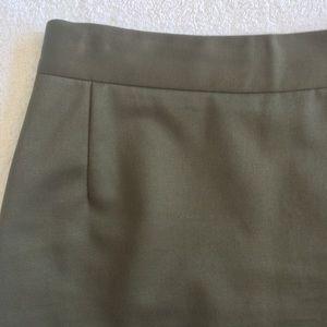 Independent Designer Skirts - ❌ Gray Pencil Skirt ⭐️ NWOT