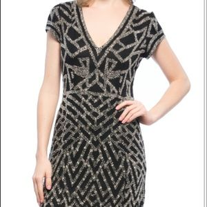 Parker Serena Sequin Dress