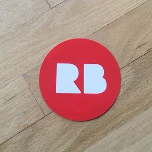 Redbubble Other - Redbubble decal
