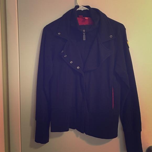 Scuderia Ferrari jacket. Puma