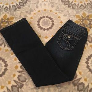 67% off Silver Jeans Denim - Silver Frances 22