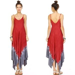 Dresses & Skirts - Trapeze Tie Dye Maxi