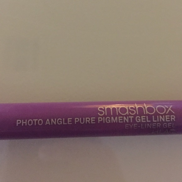 Smashbox Makeup Photo Angle Pure Pigment Gel Liner Lilac Poshmark