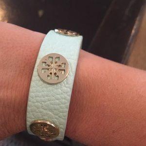Gorgeous mint wrap bracelet