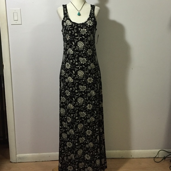 American Living Dresses & Skirts - American Living Floral Maxi Dress - NWT