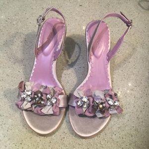 Boden embellished heels