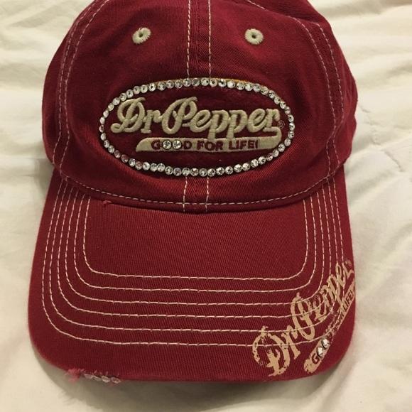 Dr. Pepper Accessories - Dr Pepper hat cfda3744198f