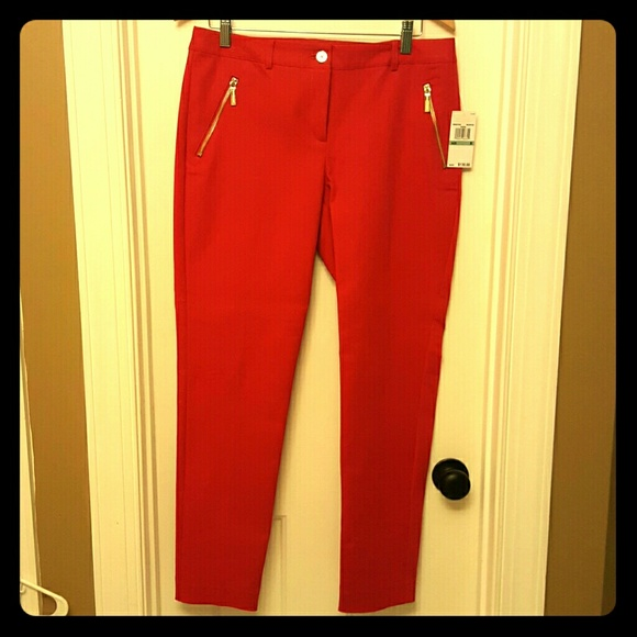 58d8e66868f9 Buy michael kors pants mens red   OFF58% Discounted