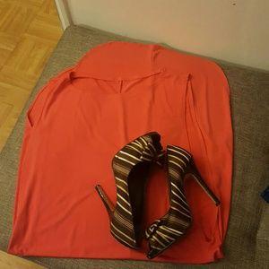 Dresses - Hot pink dress