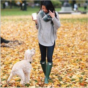 Hunter Boots Shoes - Hunter Original Rain Boot Hunter Green Matte 5