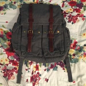 James Campbell Handbags - James Campbell messenger backpack