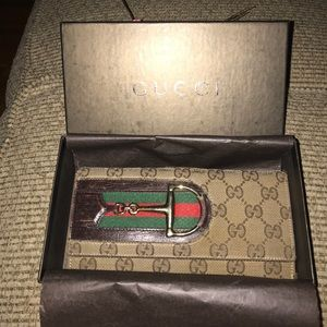 Gucci Horsebit Wallet