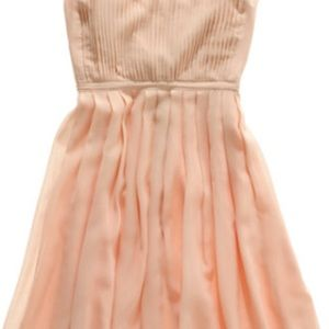 Madewell dusty rose cocktail dress