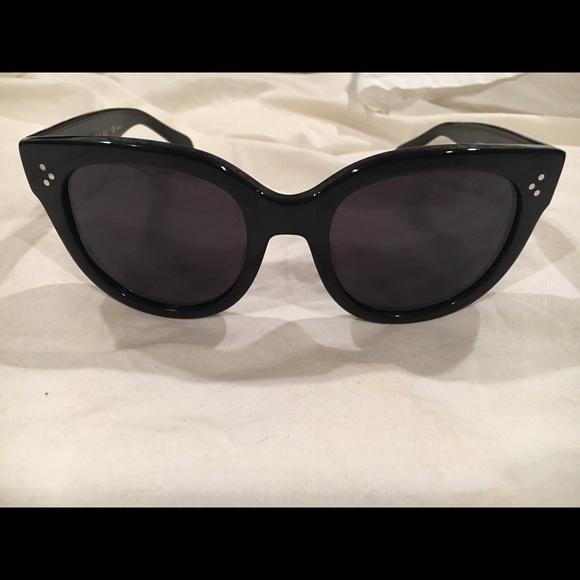 006e6c435a5a Celine Accessories - Céline Audrey sunglasses