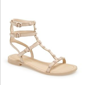"Rebecca Minkoff ""Georgina"" Gladiator Sandals"