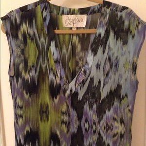 Rory Beca ikat blouse