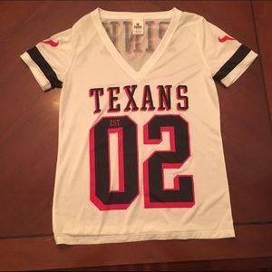 Houston Texans Jersey Victoria's Secret Pink