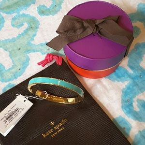 ❤HP❤Kate Spade Mint Condition Bangle Bracelet NWT
