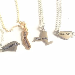 Jewelry - State of mind necklace....