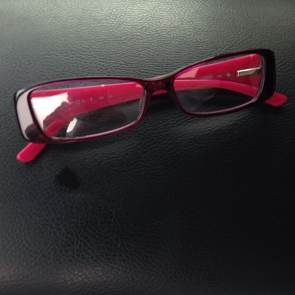 e2db4076e4 New CK pink purple prescription glasses frames