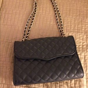 Rebecca Minkoff Quilted Affair in Navy