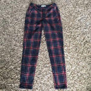 Darling plaid pants