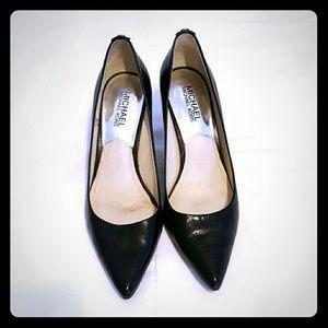 MICHAEL Michael Kors Shoes - Michael Kors black pumps