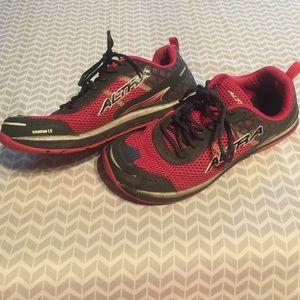 Altra Shoes - Ultra zero drop running shoes sz 10