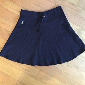 Ralph Lauren Drawstring Skirt