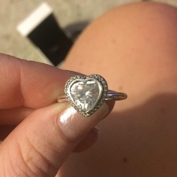 29 Off Pandora Jewelry Pandora Sparkling Love Heart