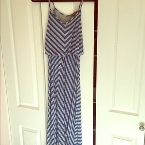 Hive and Honey maxi dress