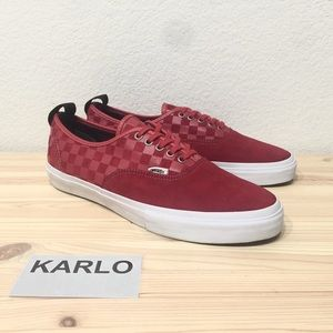 """Vans Other - Vans Syndicate Authentic 69 Pro """"S""""  Red"""