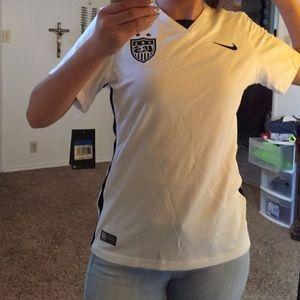 New  Shirt Soccer USA  2015 Womens