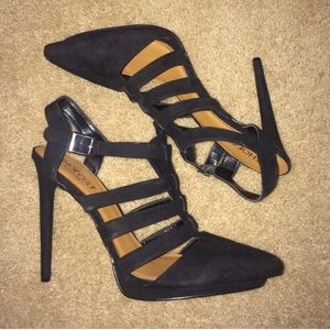 Nasty Gal Shoes - Shoe Cult by: Nasty Gal black heels | Size: 10