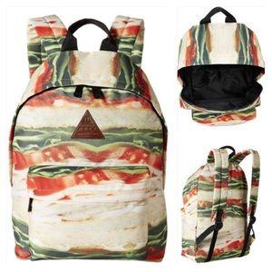 Neff Handbags - Neff Professor Club Sandwich Unisex Backpack