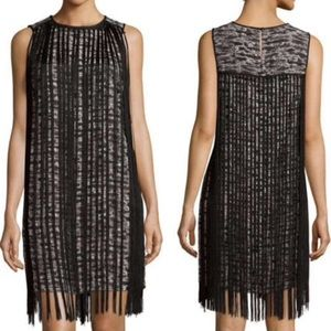 MICHAEL Michael Kors Dresses & Skirts - MK sleeveless fringe gunmetal dress