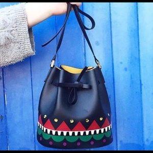 Les Petits Joueurs Daliah Bucket Bag