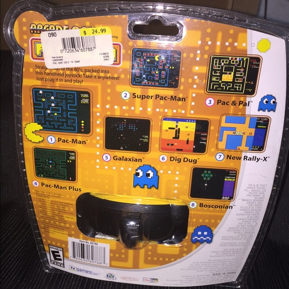 80% off Other - Arcade Gold PAC-MAN Edition from 😊yari's ...