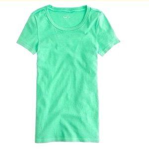 J. Crew perfect t-shirt