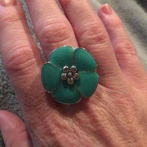 Premier Flower Ring