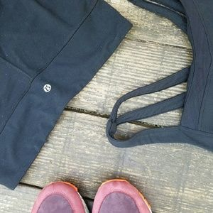 Lululemon quarter yoga pants