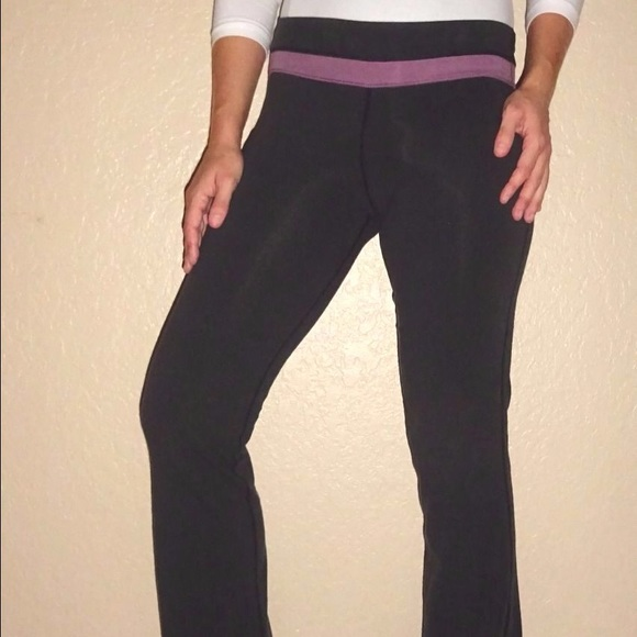 9e9f97ce5ebc58 Victoria's Secret Pants | Victorias Secret Pink Vsx Sleek Fit Yoga ...