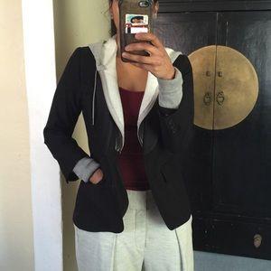 Smythe Jackets & Blazers - Smythe Blazer with Removable Hood