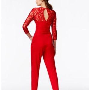 1ead21acfc9d Marilyn Monroe Pants - Marilyn Monroe red jumpsuit from Macy s.
