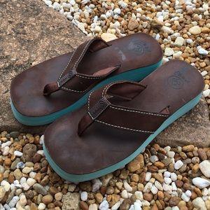 8daed6869e REEF Shoes | Cushion Butter Sandal | Poshmark