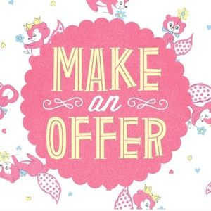 💖 Make me an Offer 💖All offers reviewed!