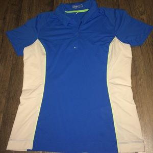 Nike Golf dry fit polo