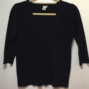 14th & Union Sweaters - 14th & Union V-neck 3/4 sleeve cardigan. Small.