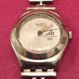 Swatch Accessories - 🏅🏅Women Swatch Watch Olympic Torino 2006🏅🏅
