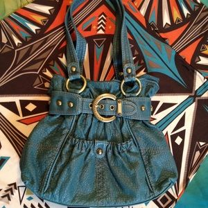 Kathy Van Zeeland Handbags - 👜Teal Kathy Van Zeeland Handbag